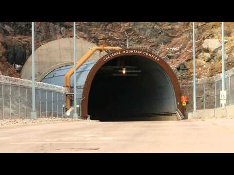 Cheyenne Mountain Base From Stargate Ambient Noise for 1 Hour