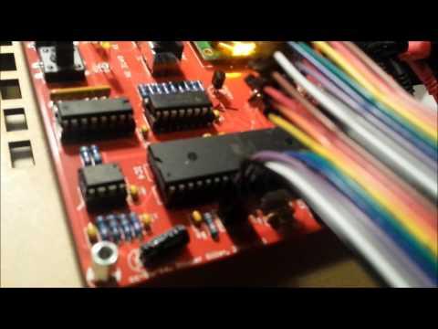 Flash Hex File By ISP In Atmel Studio Using An Olimex AVR ISP MK2