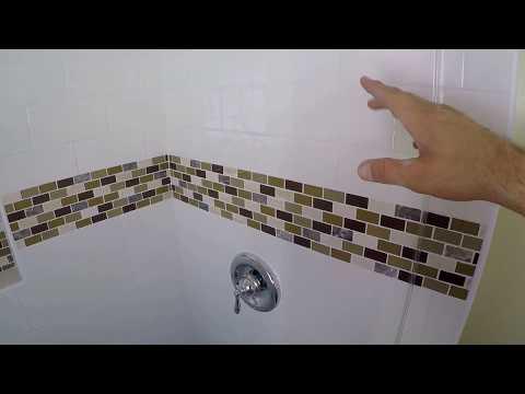 Bath & Shower Tile Ideas EPISODE 3 Tub to Walk in Shower