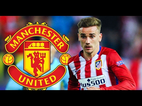 Antoine Griezmann SIGNS for Manchester United?