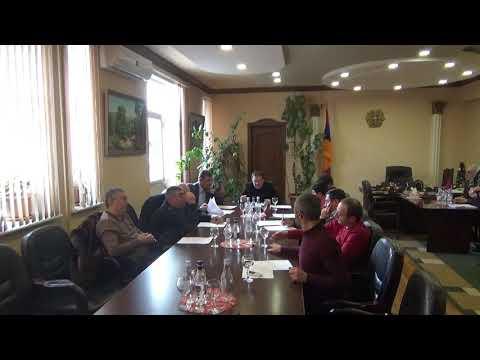 09. 01. 2019 թ. Ստեփանավան համայնքի ավագանու նիստ