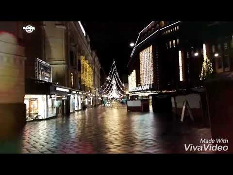 C Новым годом! Helsinki.