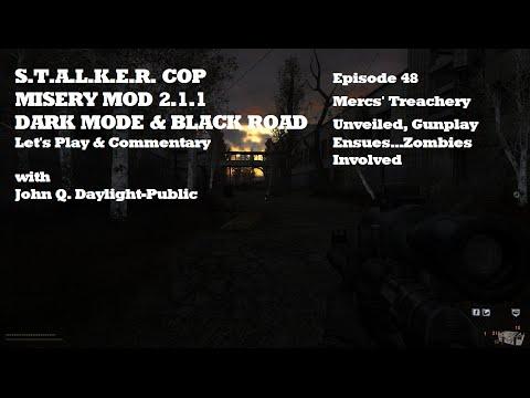 Misery 2.1.1 - Dark Mode & Black Road - Episode 48