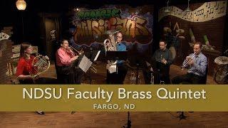 NDSU Faculty Brass Quintet Bourbon Street Medley