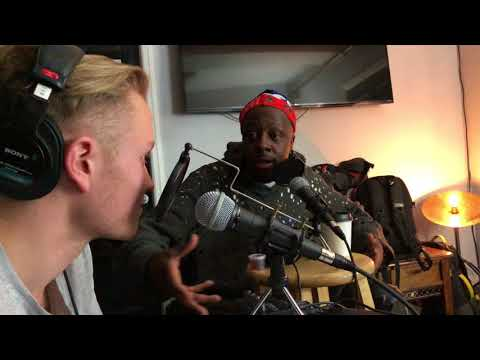 Wyclef Jean '21' Freestyle Backstage: Behind the Scenes on the Carnival III Tour mp3