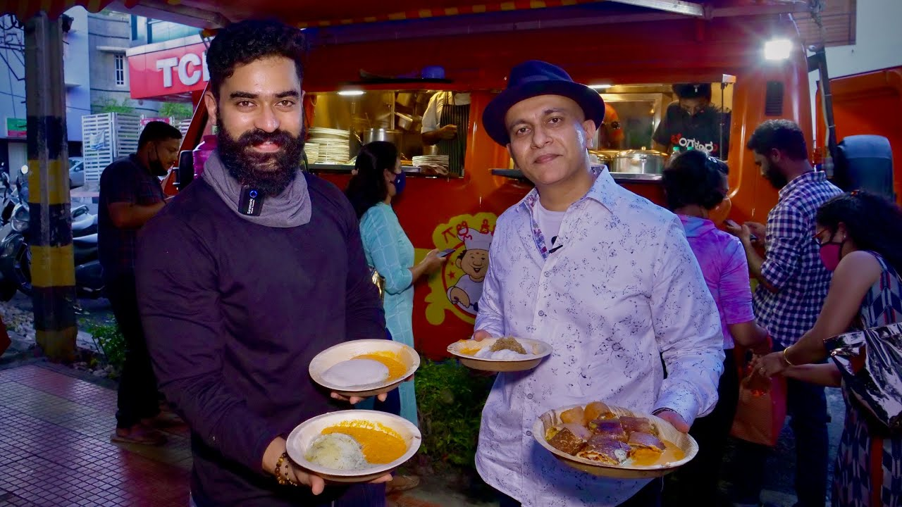 GALLI KITCHEN By SHINE SHETTY | Inspiring Story Of How A Streetside FOOD TRUCK Saved A Kannada Actor