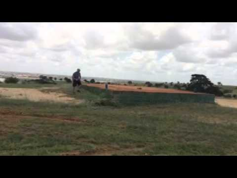 Marc flying UMX Revolution 3 in Angola