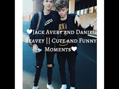 Jack Avery and Daniel Seavey|| Cute And Funny Moments