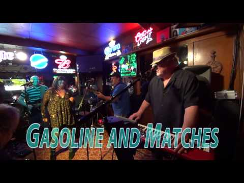 Gasoline and Matches (B&J Miller) - Sidney and The Detours - LIVE - musicUcansee.com
