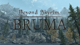 beyond Skyrim: Bruma - глобальная модификация для TES V