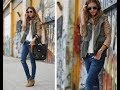 Best Casual fall looks with jeans 2018