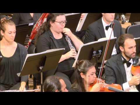 Copland: Appalachian Spring - Tito Muñoz/University of Texas Symphony Orchestra