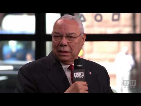 Colin Powell Discusses The Impact His Military Experience Had On His Education
