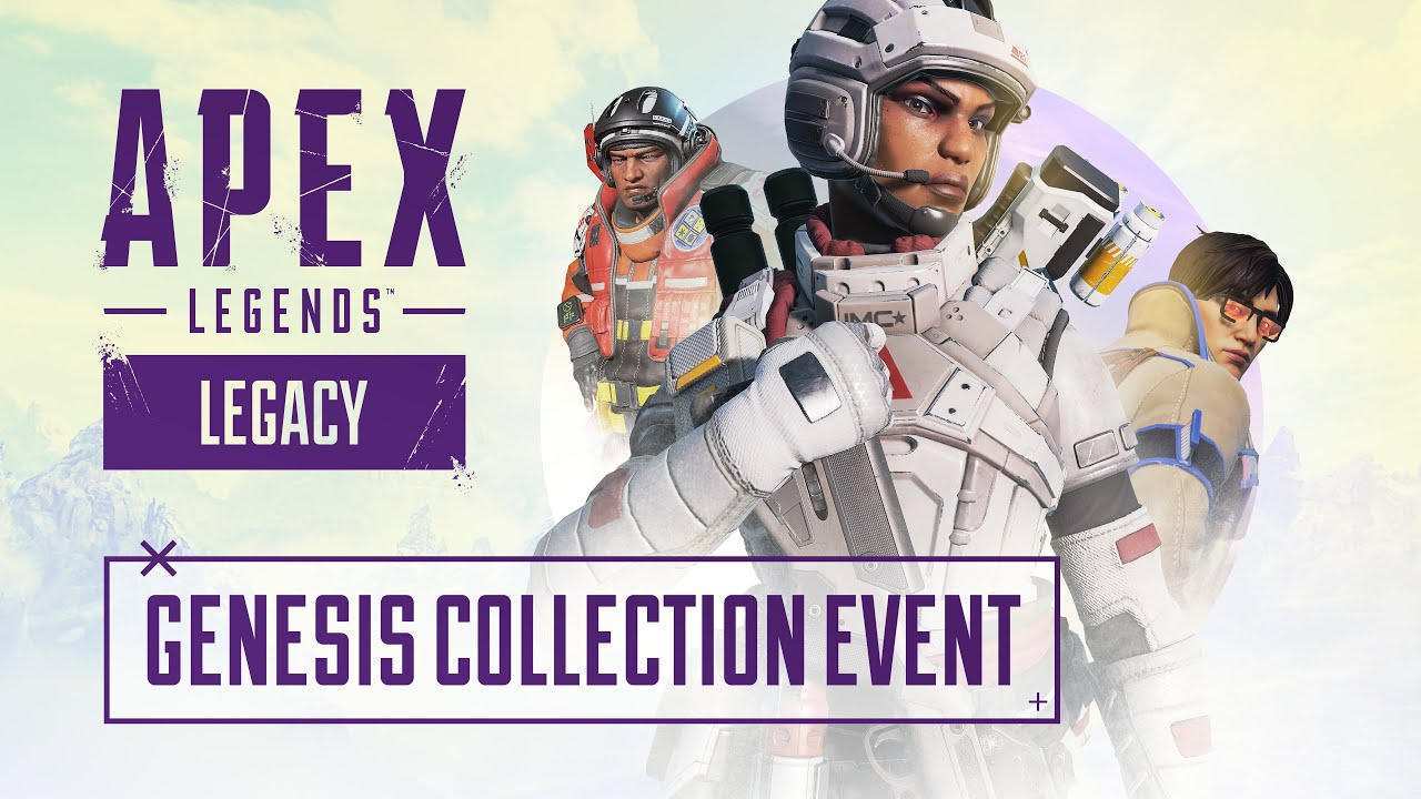 Apex Legends Genesis Collection Event Trailer