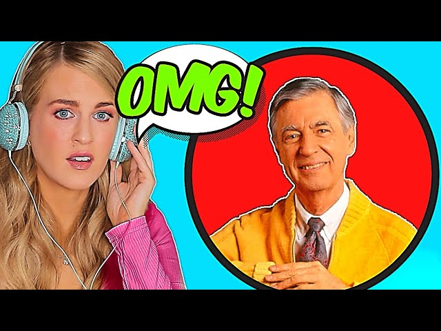 """Irish Girl Reacts to \""""Mister Rogers Saves PBS\"""" For the First Time"""