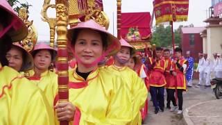 Lễ Đón Nhận Bằng Di Tích Lịch Sử Đình Sơn Du Năm 2019 HD
