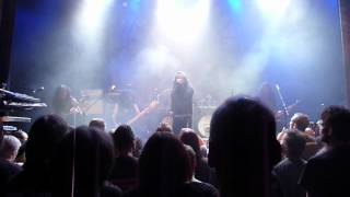 Moonspell Love is Blasphemy @ Dynamo Eindhoven 6-6-2012