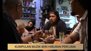 Khabar Dari Pahang: Kumpulan muzik beri hiburan percuma