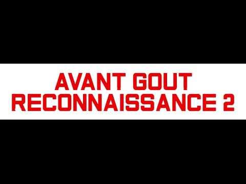 AVANT GOUT RECONNAISSANCE 2