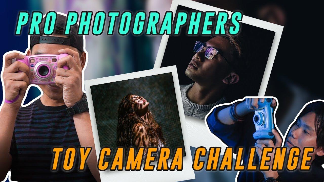 Pro Photographer Toy Camera Challenge: TSL Vlogs