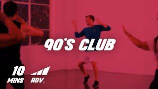 90's Club - 10 Min Dance Class