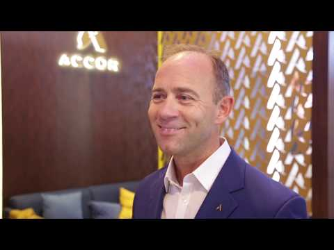 Mark Willis, chief executive, Middle East, AccorHotels