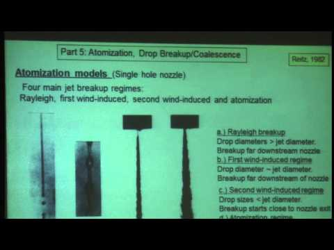 Reciprocating Engines, Reitz, Day 3, Part 1