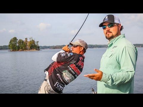 Bryan Thrift Spills His Winning Secrets on Lake Norman