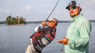 Bryan Thrift Spills His Winning Secrets on Lake Norman