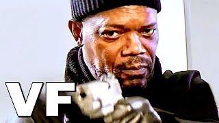 SHAFT Bande Annonce VF (Action, 2019) Samuel L. Jackson