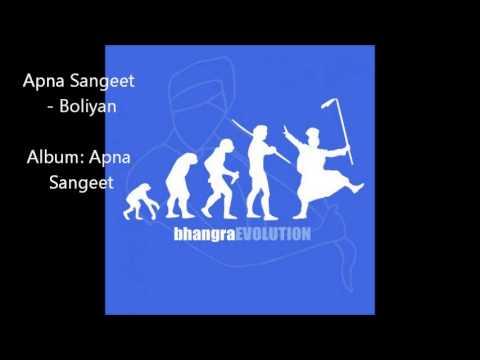 Apna Sangeet   Boliyaan