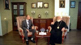 Интервью с митрополитом Минским и З...