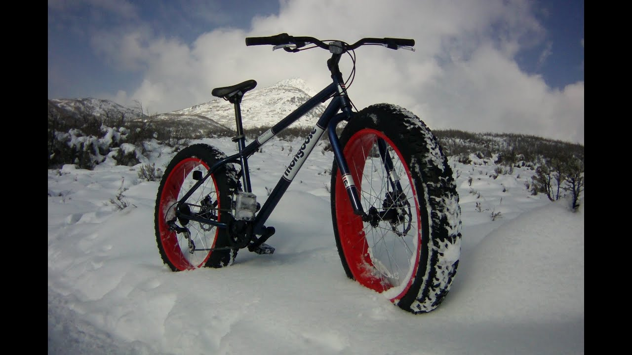3k In Miles >> Mongoose Dolomite Fat Bike Build and Initial Review - YouTube