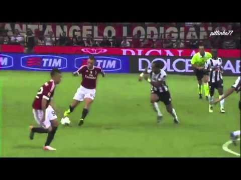 Antonio Cassano Compilation | AC Milan 2011-12