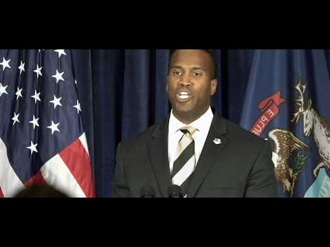 John James: Passion for Service