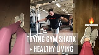Healthy lifestyle changes + gymshark review