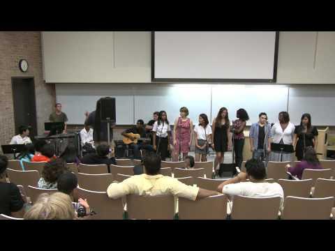 College Now: Summer Music Studio 2010