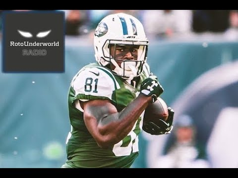 Jets WR Quincy Enunwa is a top breakout candidate this season