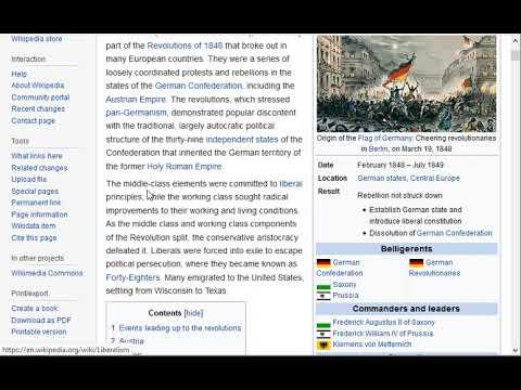German Revolution Facts