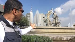 Walking tour of Monterrey Mexico