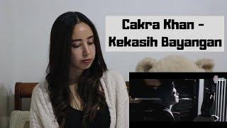 Cakra Khan - Kekasih Bayangan (Official Music Video )_ REACTION