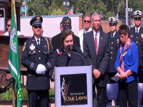 911 Anniversary remembrance