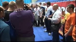Чемпионат РФ по армлифтингу 05.03.13 г. 4 часть