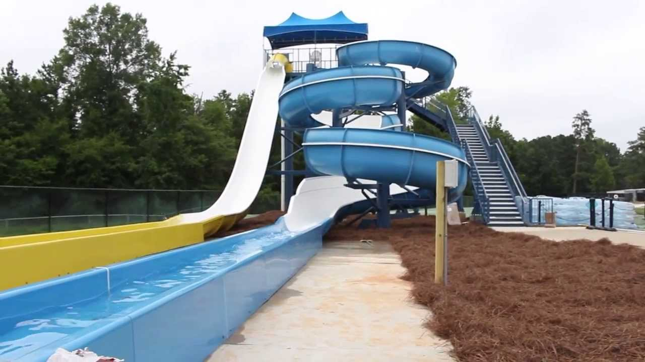 New Water Park Opening On Friday