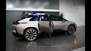 去美国看了Faraday Future 法拉第未来的FF91车型,在电动车领域,把车做...