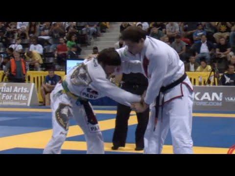 Roger Gracie VS Tarsis Humphreys / World Championship 2010
