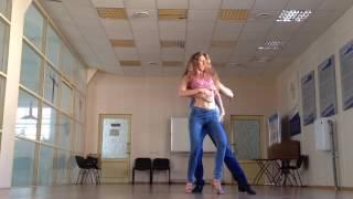 Korotkikh Arseniy Sedova Olga 2 e место BACHATA ACTION STARWAY 2016 СПБ / Solero