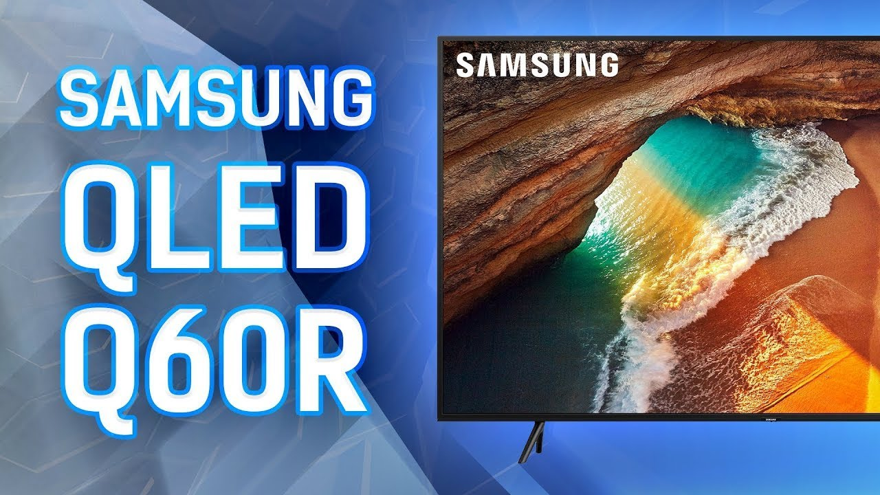 Reviewing The Samsung Q60r Series Qled Tv Qn65q60r Youtube