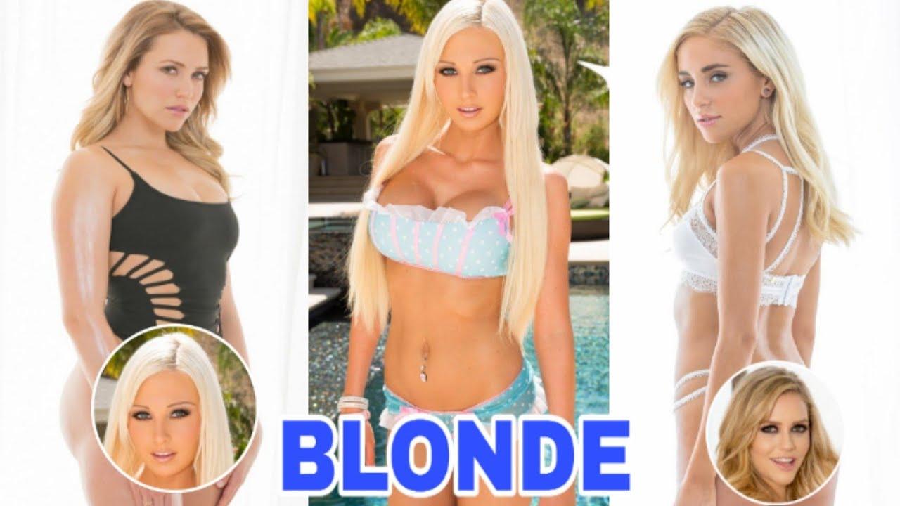 Top 10 Blonde Pornstars