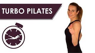 Turbo Pilates - Odchudzający Trening Na Całe Ciało